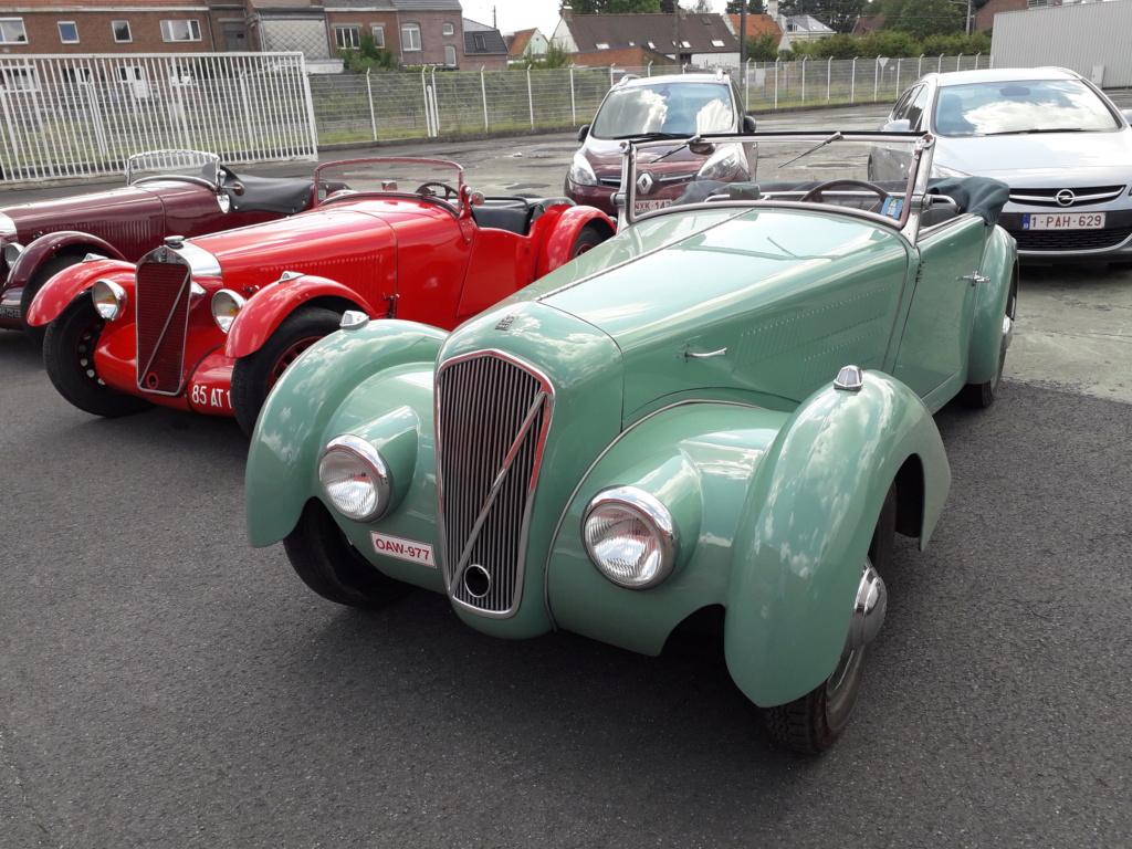 Musée de l'automobile de Leuze - Mahymobiles 20210831