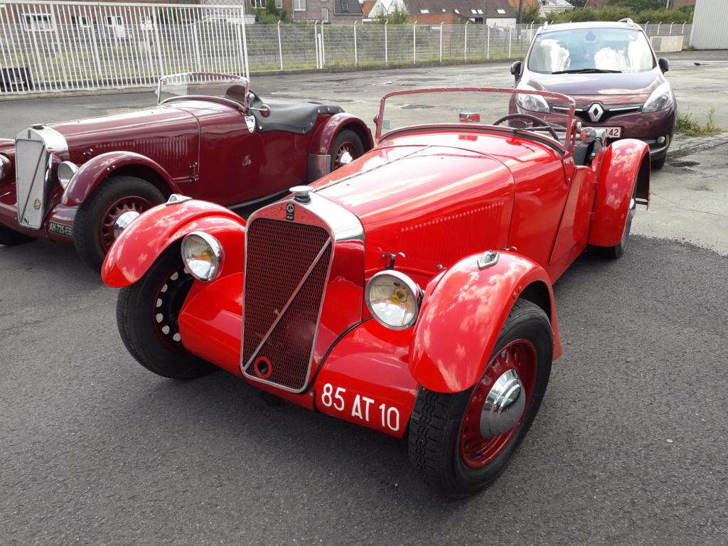 Musée de l'automobile de Leuze - Mahymobiles 20210833