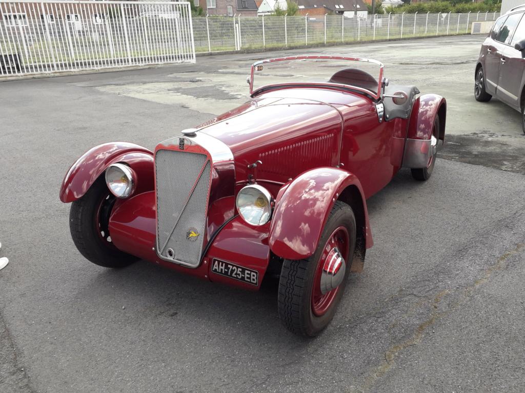 Musée de l'automobile de Leuze - Mahymobiles 20210834