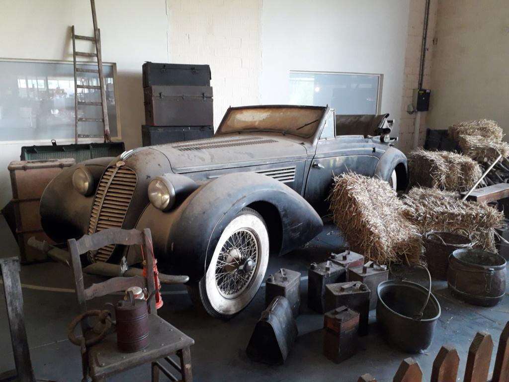 Musée de l'automobile de Leuze - Mahymobiles 20210837