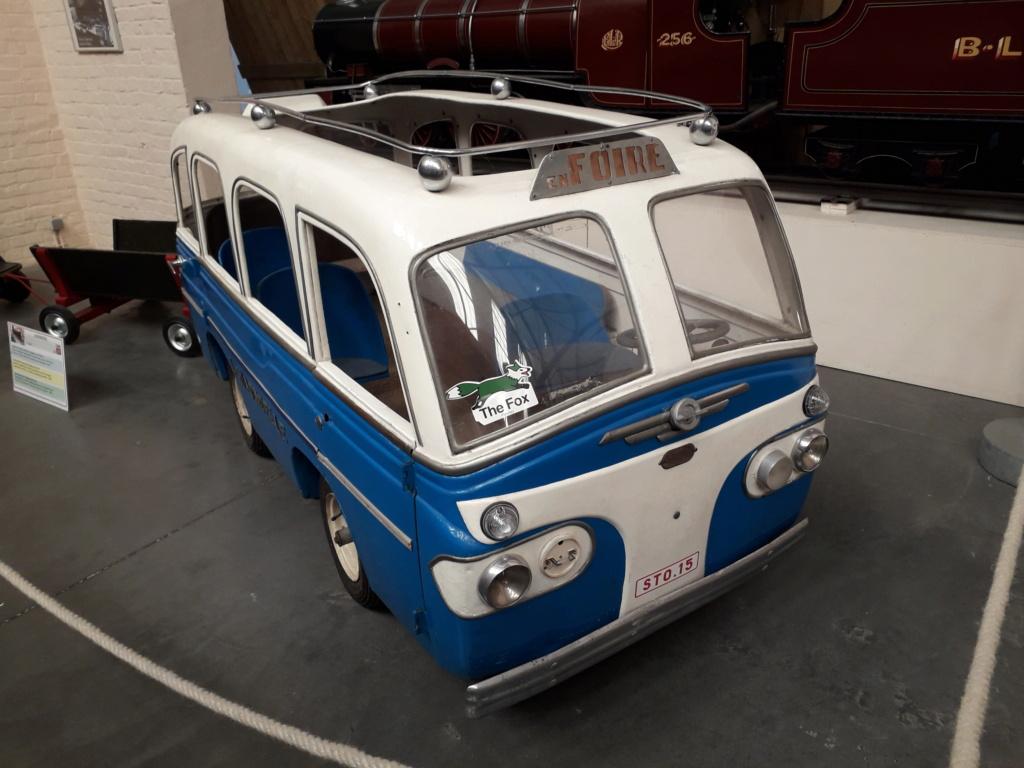 Musée de l'automobile de Leuze - Mahymobiles 20210838