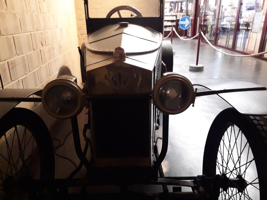 Musée de l'automobile de Leuze - Mahymobiles 20210841