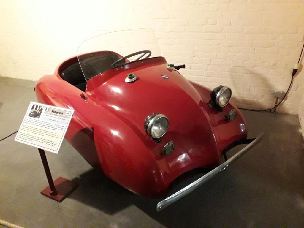 Musée de l'automobile de Leuze - Mahymobiles 20210842