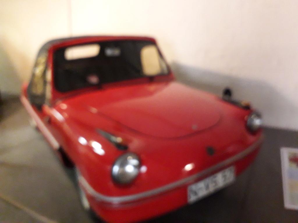 Musée de l'automobile de Leuze - Mahymobiles 20210846