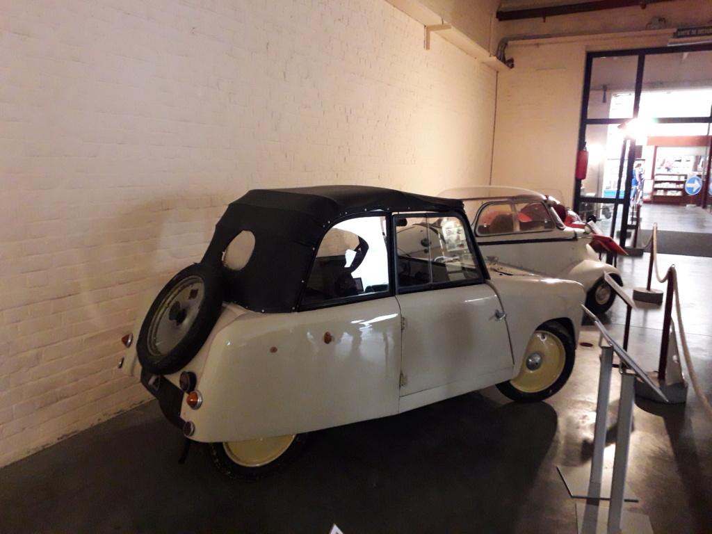 Musée de l'automobile de Leuze - Mahymobiles 20210847