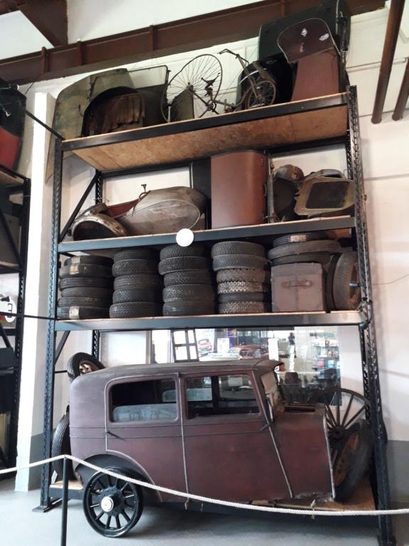 Musée de l'automobile de Leuze - Mahymobiles 20210860