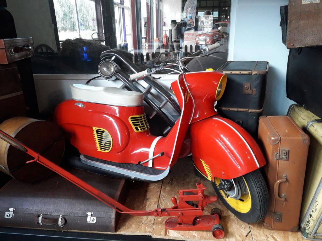 Musée de l'automobile de Leuze - Mahymobiles 20210861