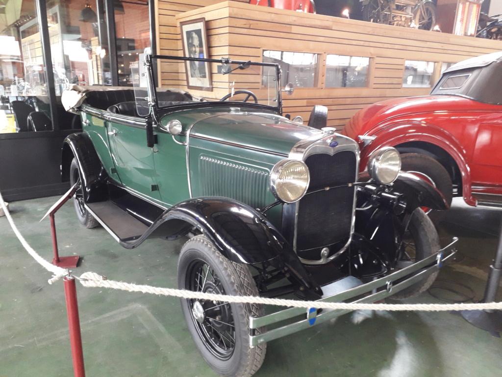 Musée de l'automobile de Leuze - Mahymobiles 20210864