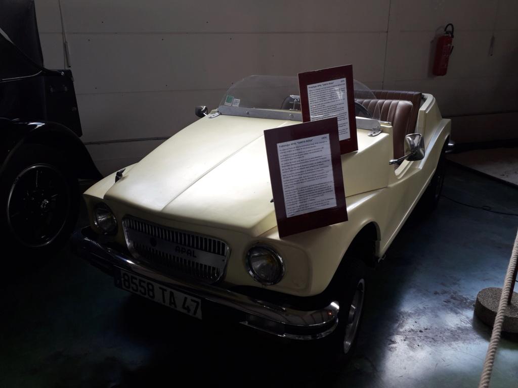 Musée de l'automobile de Leuze - Mahymobiles 20210865