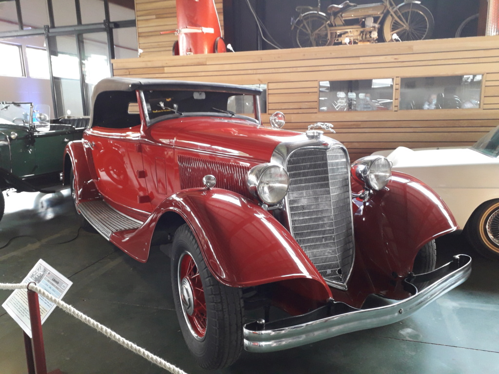 Musée de l'automobile de Leuze - Mahymobiles 20210867