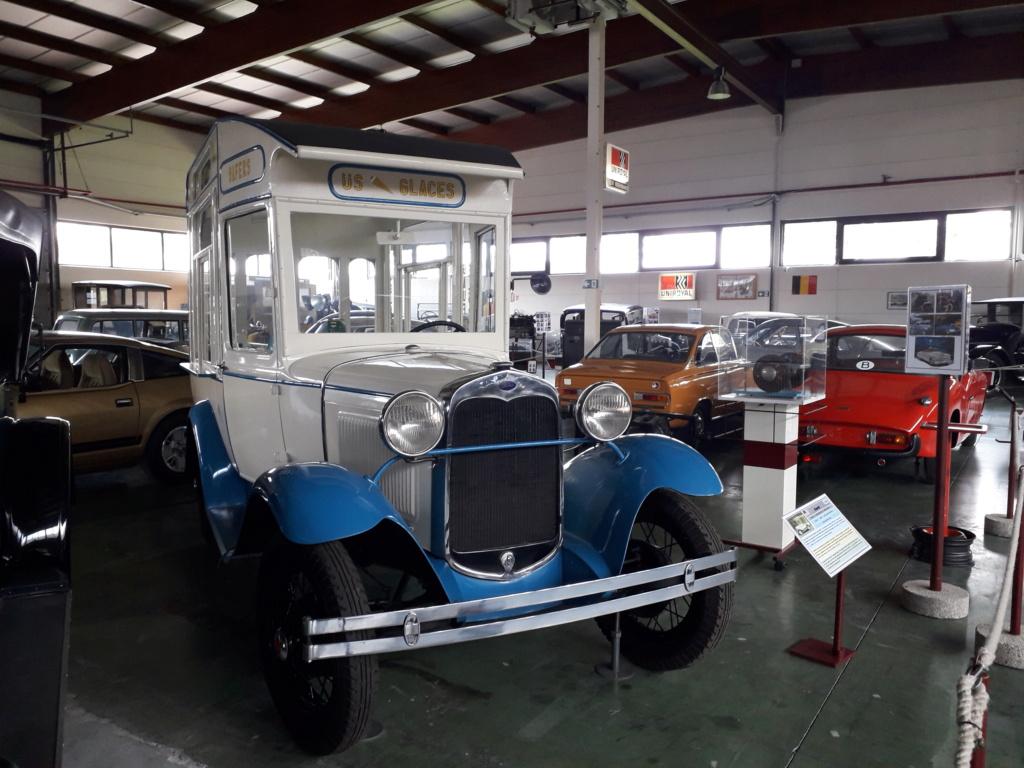 Musée de l'automobile de Leuze - Mahymobiles 20210873