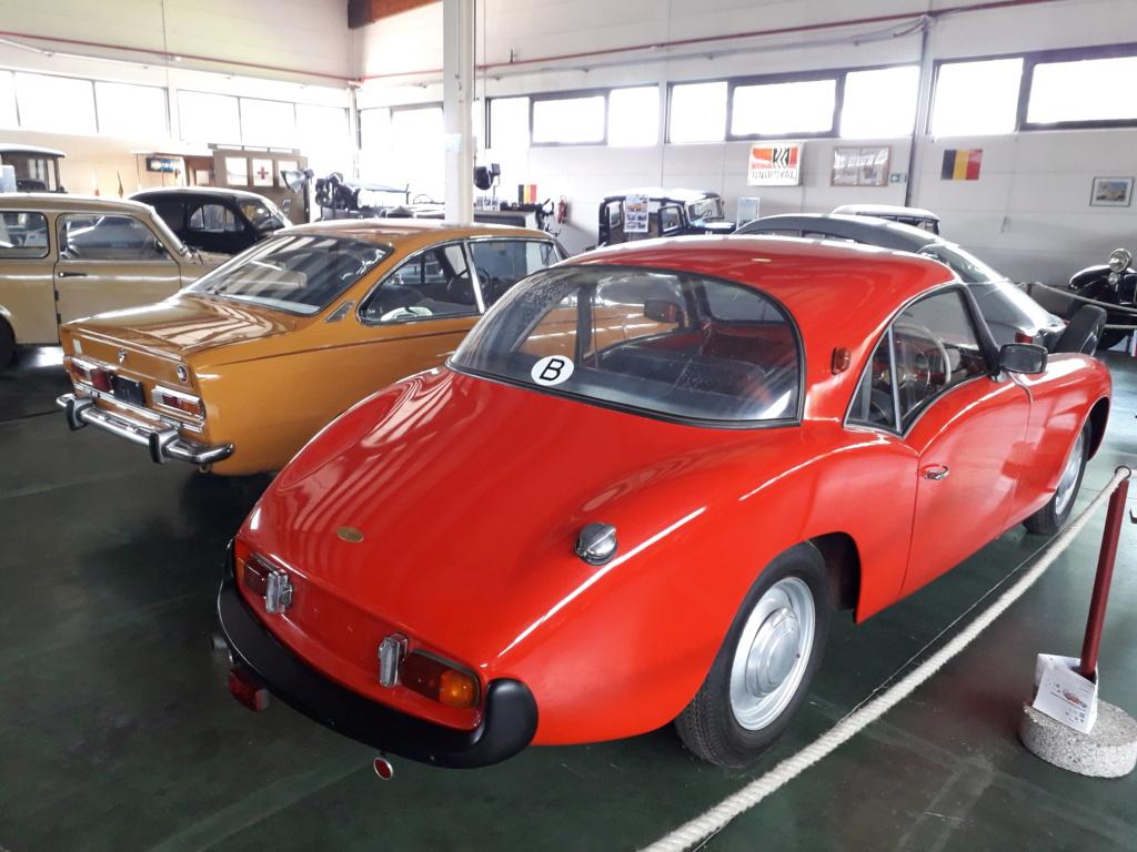 Musée de l'automobile de Leuze - Mahymobiles 20210877