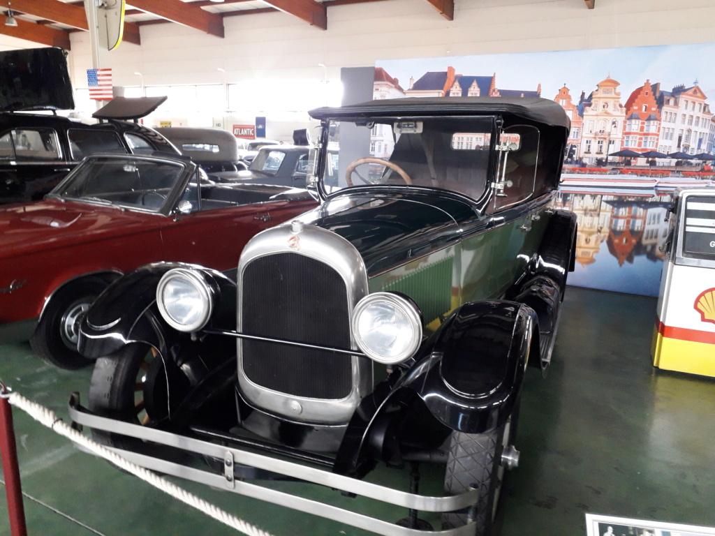 Musée de l'automobile de Leuze - Mahymobiles 20210881