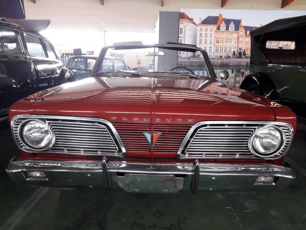 Musée de l'automobile de Leuze - Mahymobiles 20210884