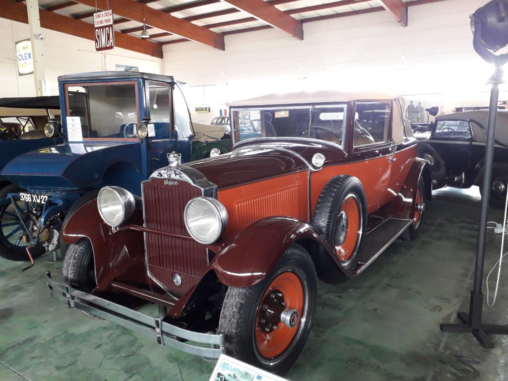Musée de l'automobile de Leuze - Mahymobiles 20210890