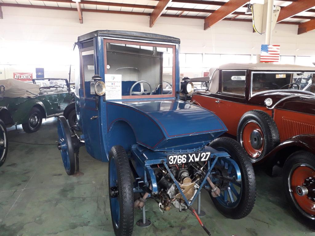 Musée de l'automobile de Leuze - Mahymobiles 20210891