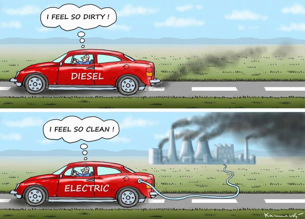 La voiture électrique... 23331410
