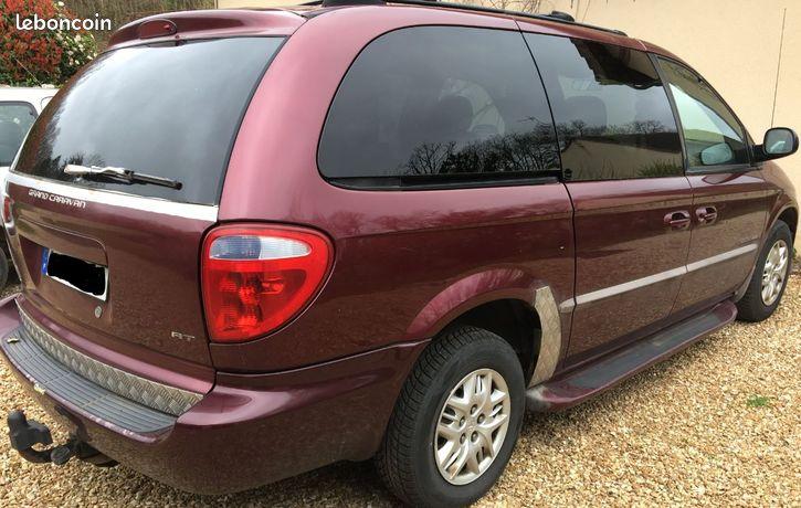Dodge Caravan S4 pour 900€ 33ebf010