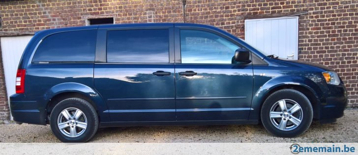 Grand Voyager S5 Crew Cab Diesel (4 places) 47335010