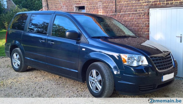 Grand Voyager S5 Crew Cab Diesel (4 places) 47335011