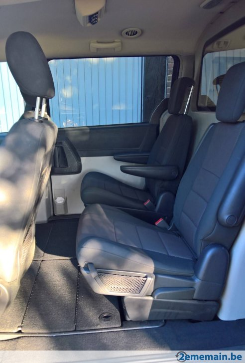 Grand Voyager S5 Crew Cab Diesel (4 places) 47335013