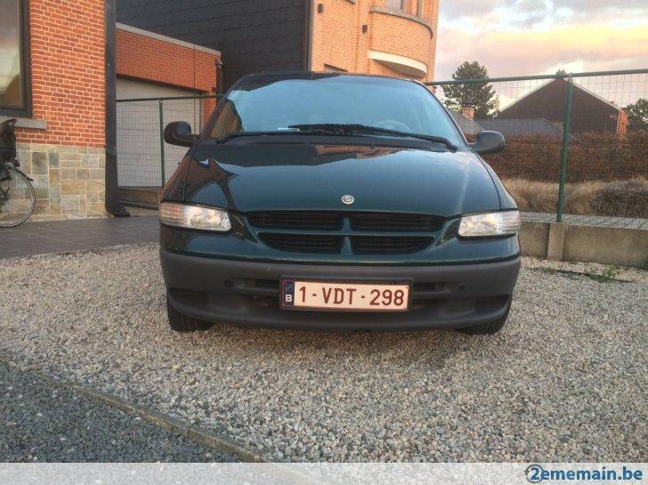 Chrysler Voyager S3 TD de 99 à 1200€ 47874511