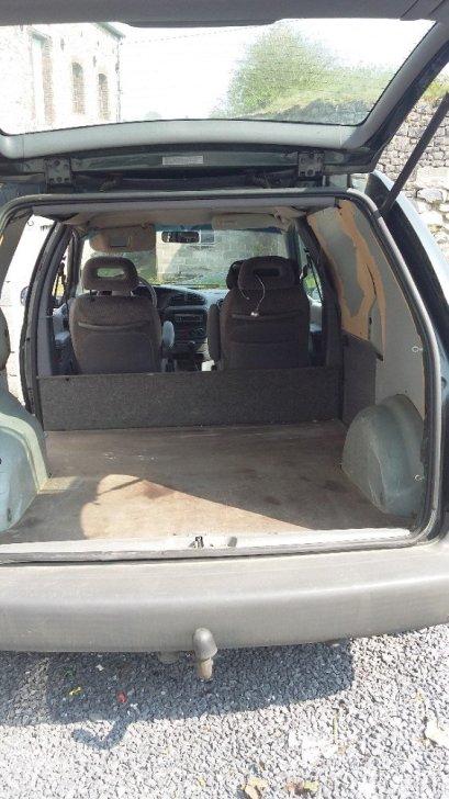 S3 Dodge Mini van Ram (2pl utilitaire) 48577413