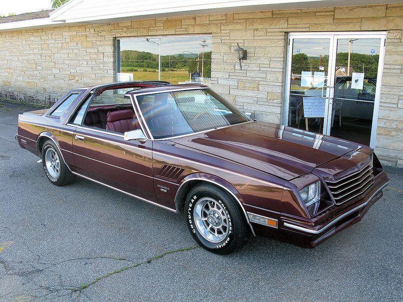 La Dodge Mirada 51511610