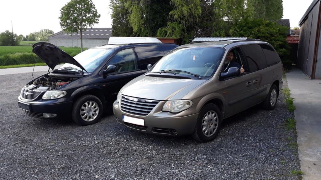 Crew cab S4 projet de BUZZ 60058211