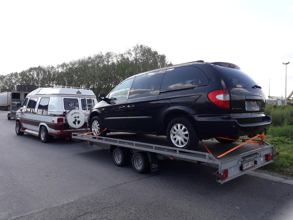Crew cab S4 projet de BUZZ 60206510