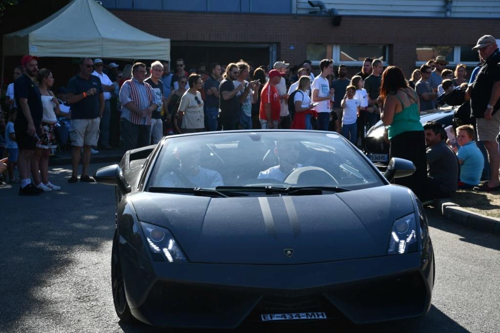 Baptême Ferrari et prestige - Linselles 2019 70136710