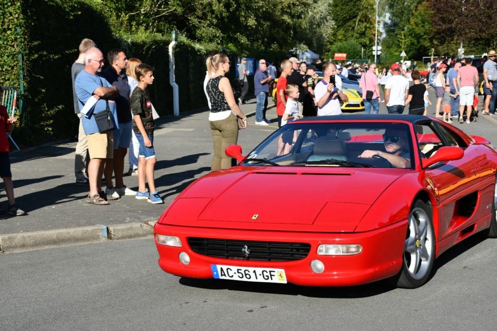 Baptême Ferrari et prestige - Linselles 2019 70467710