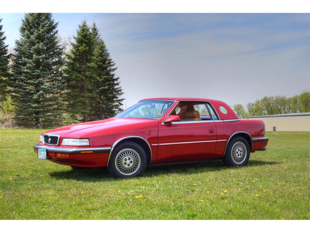 Un peu d'histoire sur la Chrysler TC by Maserati 76068910