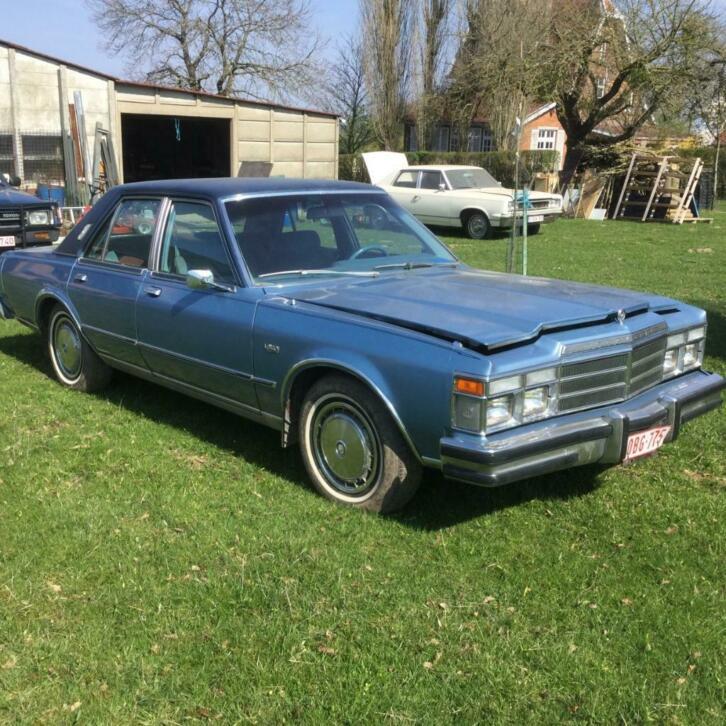 Chrysler Lebaron 1978 _8510