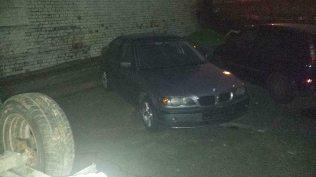 S4 en 2.8 crd Crew cab (utilitaire) + une BMW _86_1112