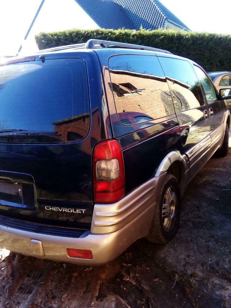 Chevrolet Trans sport 5 pl utilitaire (400€ pour pièces) _86_116