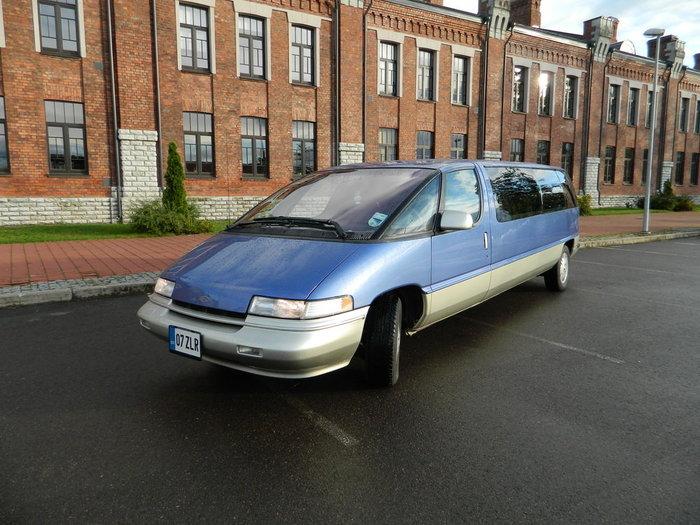 L'APV version limousine Chevrl10