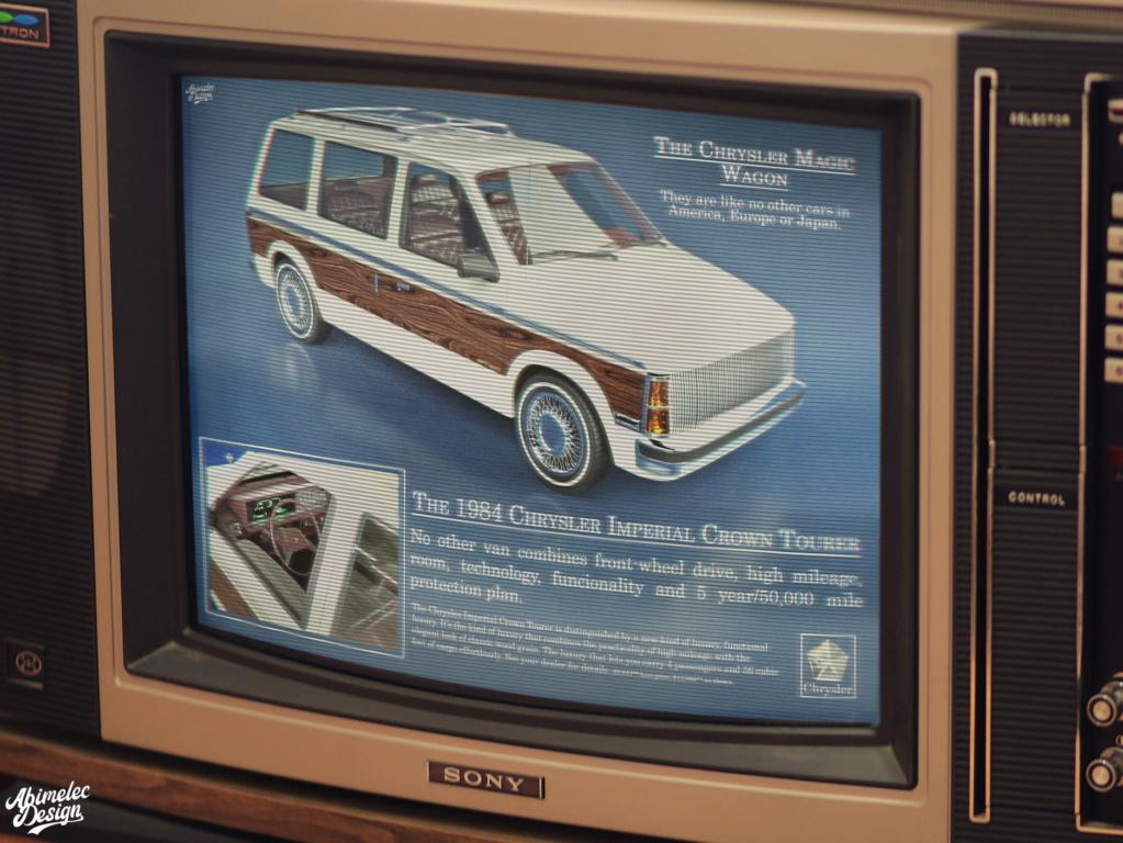 Dessin 3D: Chrysler Imprerial Minivan (S1) Chrysl49