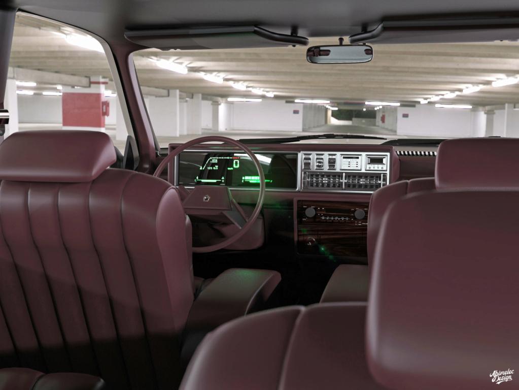 Dessin 3D: Chrysler Imprerial Minivan (S1) Chrysl50