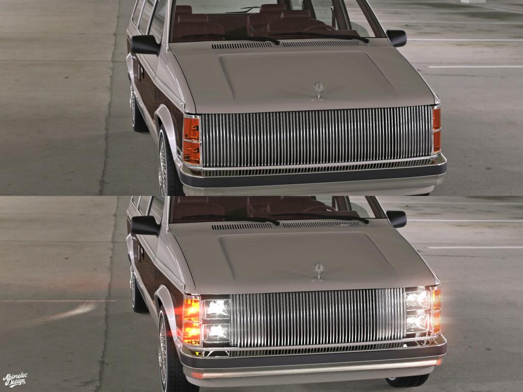 Dessin 3D: Chrysler Imprerial Minivan (S1) Chrysl52