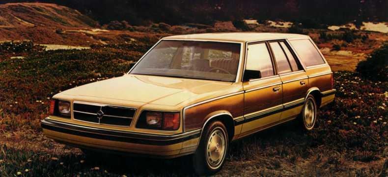 La Plymouth Reliant  Dodge-20