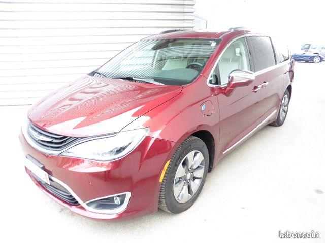Chrysler Pacifica Hybride 3.6L (BVA) E7a15310