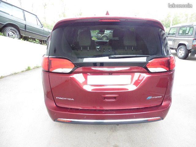 Chrysler Pacifica Hybride 3.6L (BVA) F51d7110