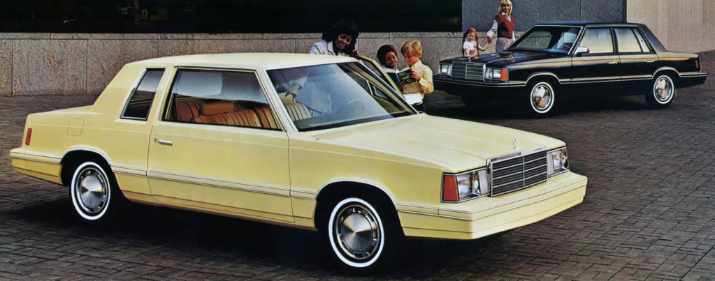 La Plymouth Reliant  Plymou10