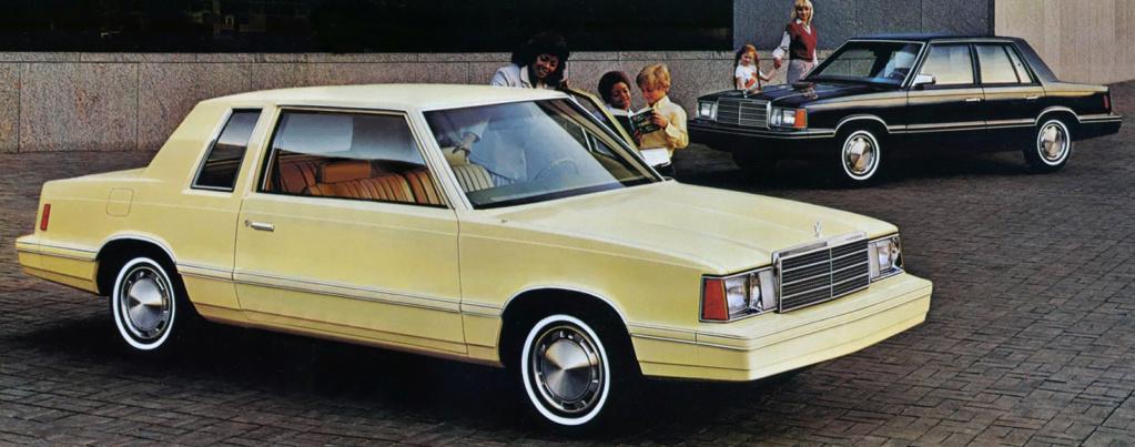 La Plymouth Reliant  Plymou10