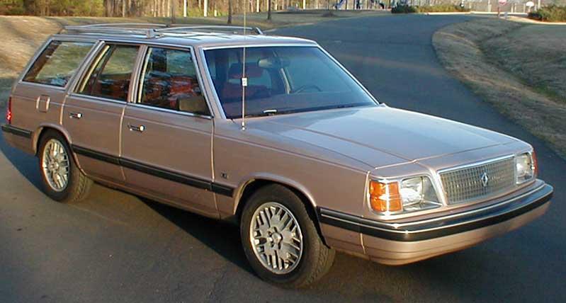 La Plymouth Reliant  Plymou11