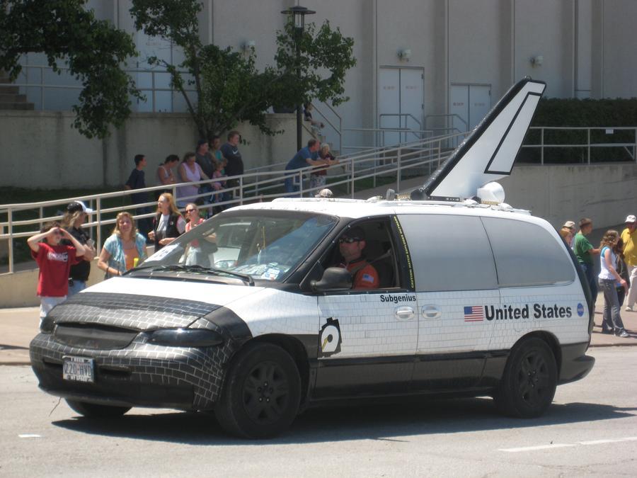 Un S3 transformé en navette NASA Space_10