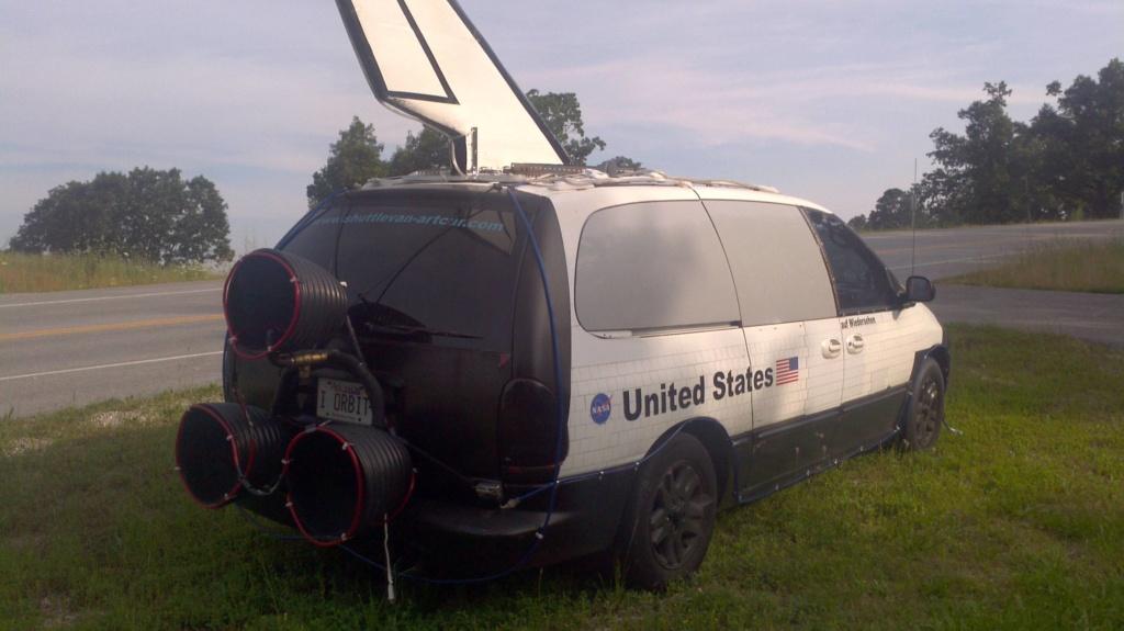 Un S3 transformé en navette NASA Space_11