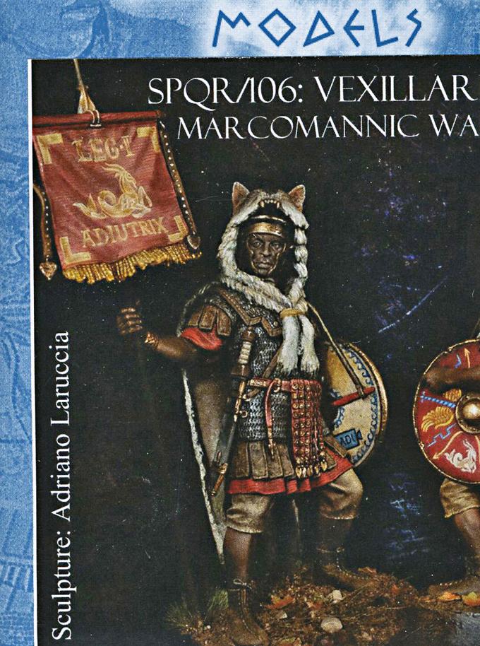 Illus de Dan_Le vexillaire de la Legio IX Hispana Ed1_ve10