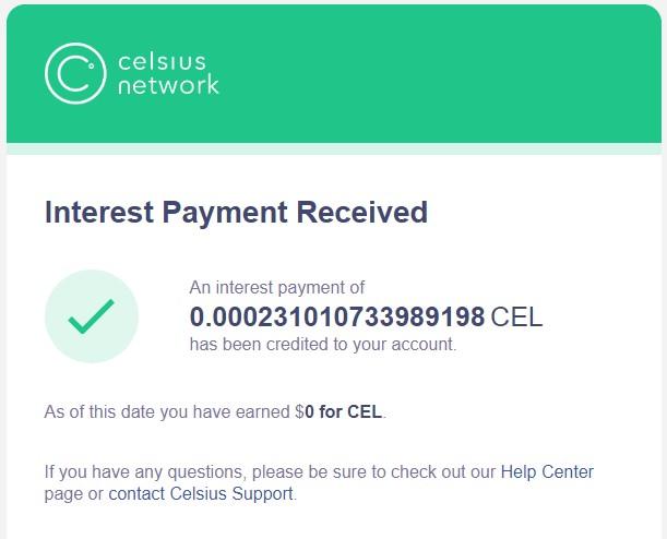 [Provado] Celsius Network - Ganha juros com os teus bitcoin Celsiu10